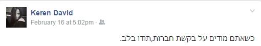 קרן דוד 2
