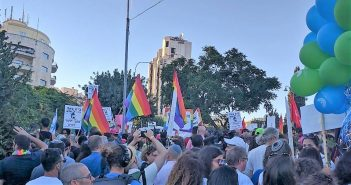 The Jerusalem Pride Walk