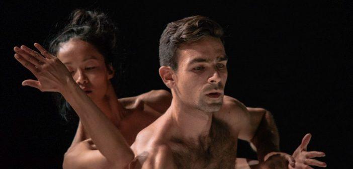 ביחד לבד וויי-צ'אנג לי זלוטאן וקוליה מופע מחול תיאטרון ענבל