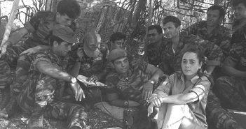 נשים בצבא פמיניזם מיליטריסטי חיילות מלחמת ששת הימים