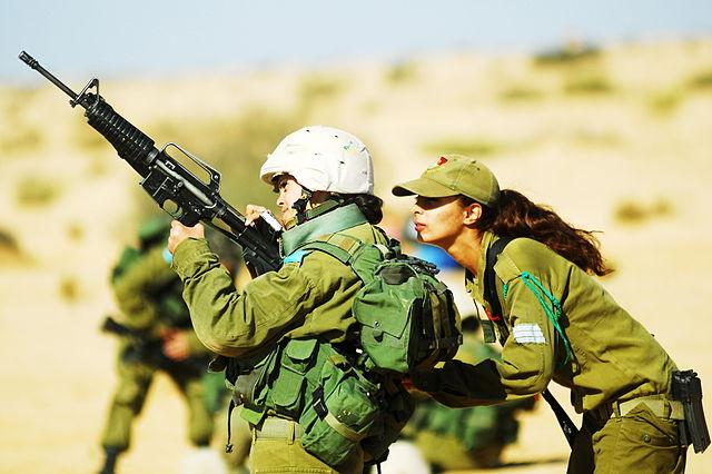 נשים בצבא
