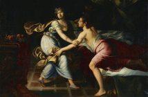 האשמת הקורבן בסיפור אמנון ותמר