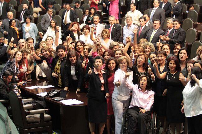 אשת העולם הגדול: מסתבר שאפליה מתקנת היא ממש, ממש בסדר במקסיקו