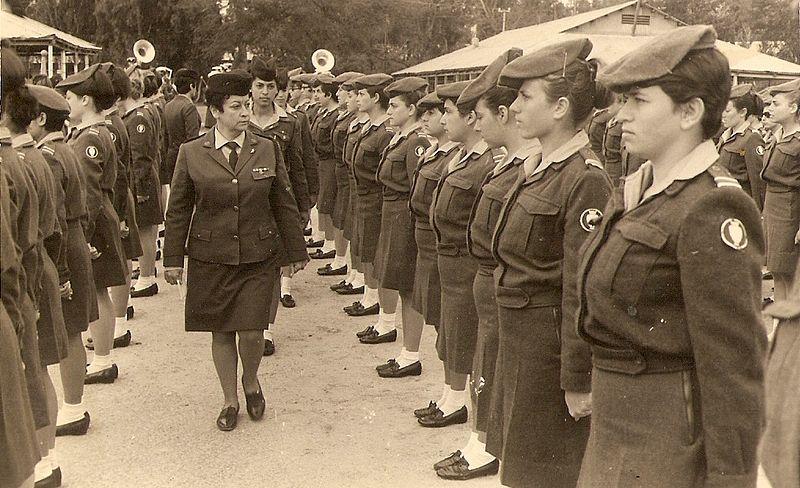 נשים: אל תתגייסו לצבא