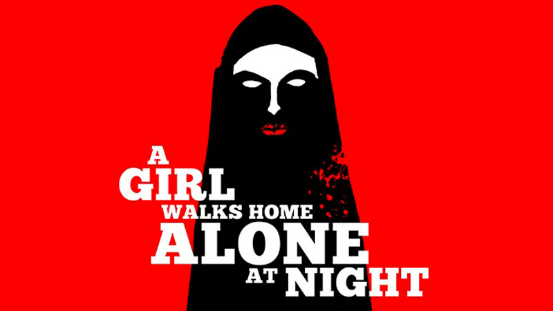 ביקורת סרט: נערה הולכת לבד הביתה בלילה