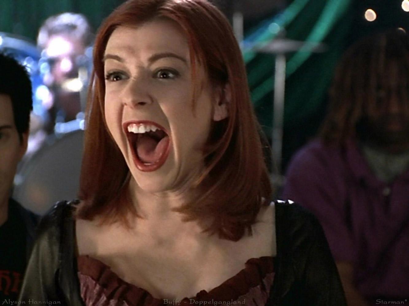 ווילו המכשפה מזדהה איתה אין מחכשפות רעות באפי וילדה לקוית למידה
