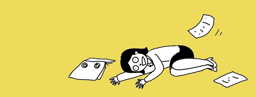Weekly Cartoon : Being A #LadyBoss