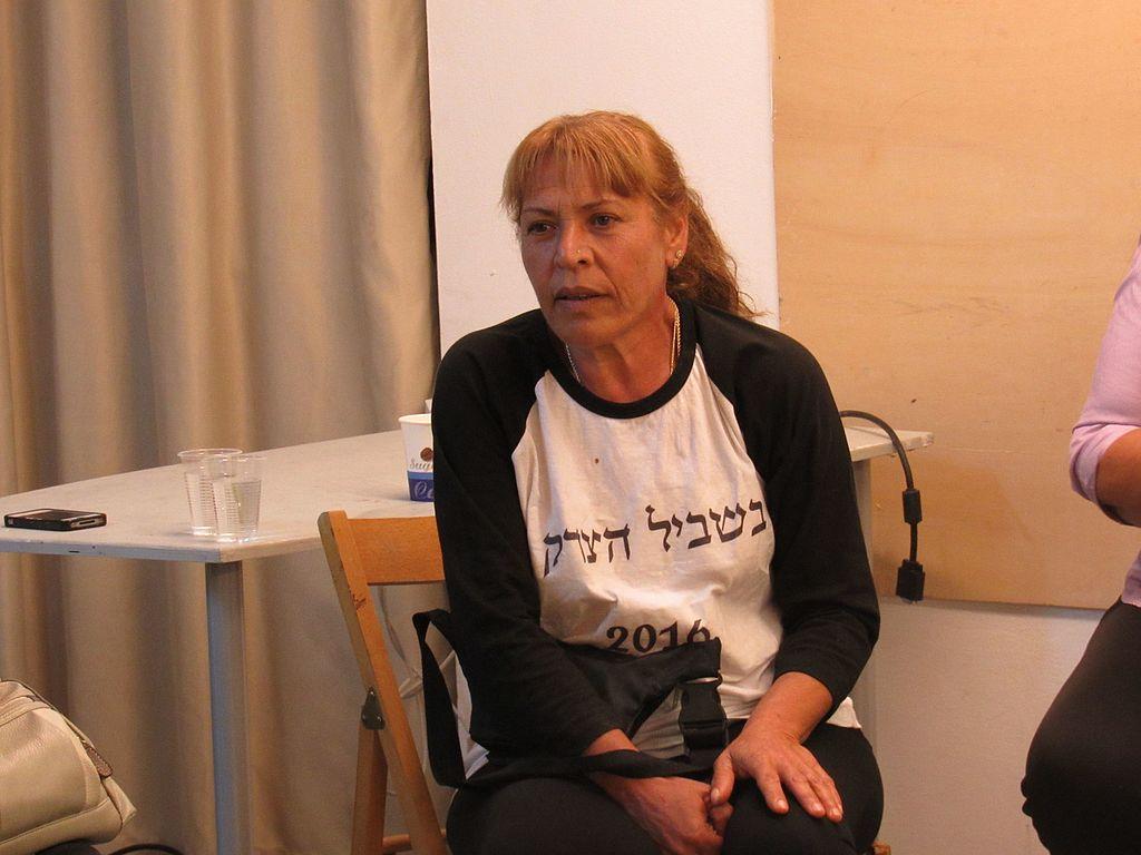 נשים בישימון ויקי קנפו. צילום: ניצן צבי כהן, רישיון ויקימדיה