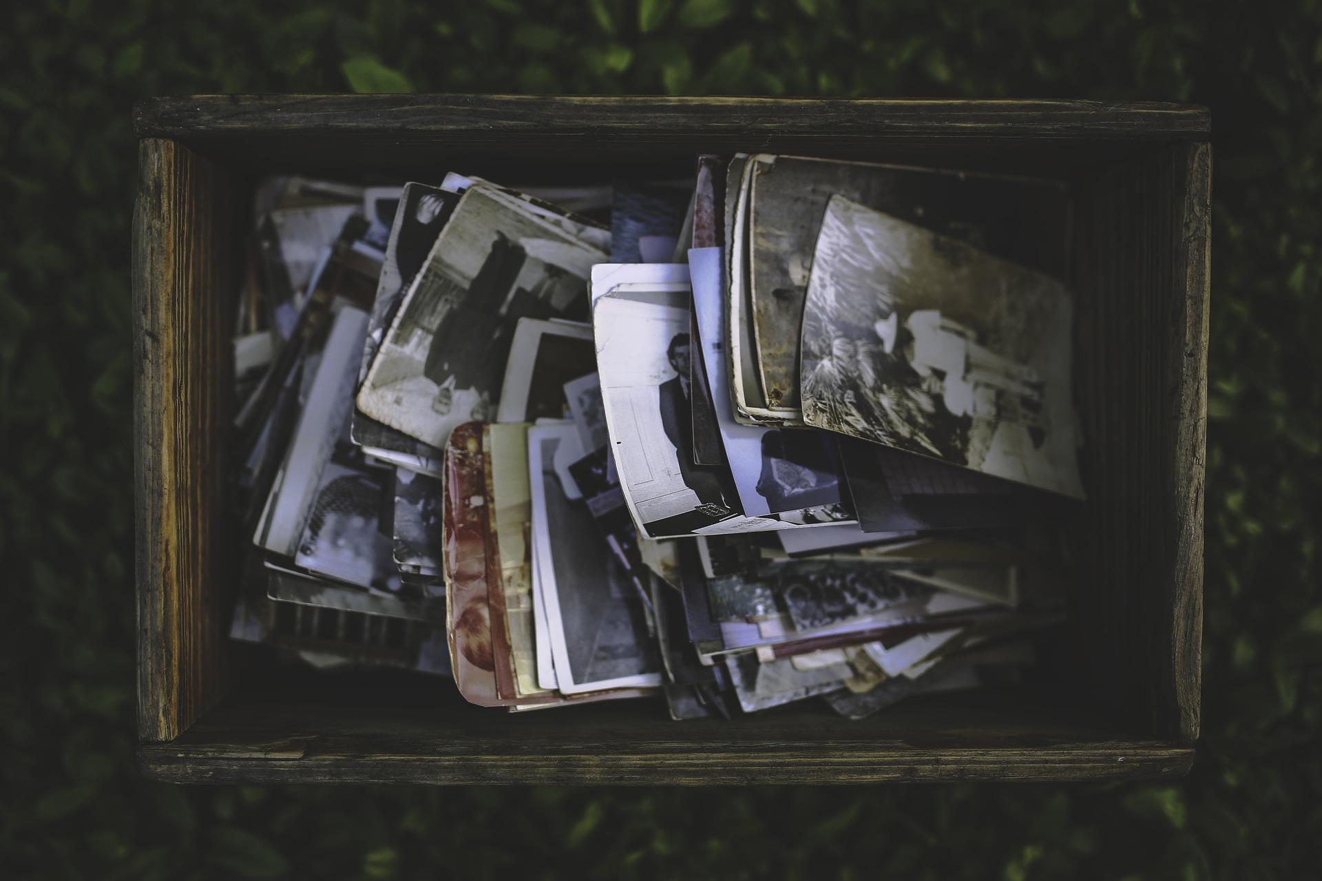 מותה של הקרן לזכרונות כוזבים