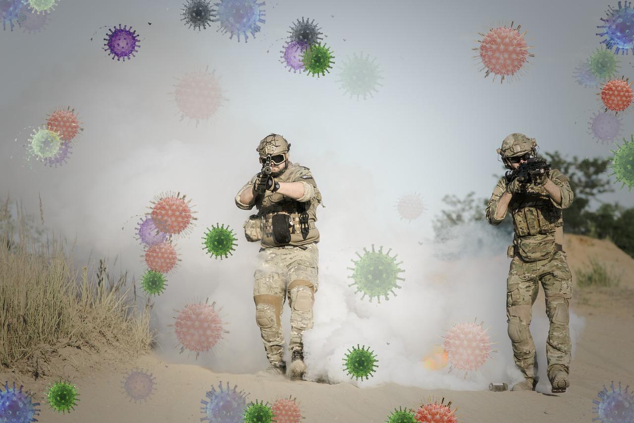 """""""ניהול מלחמה"""" נגד וירוס היא לא מה שאנחנו צריכות לעשות עכשיו"""