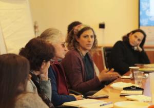 נשים עם מוגבלות: ישיבת עבודה על המחקר