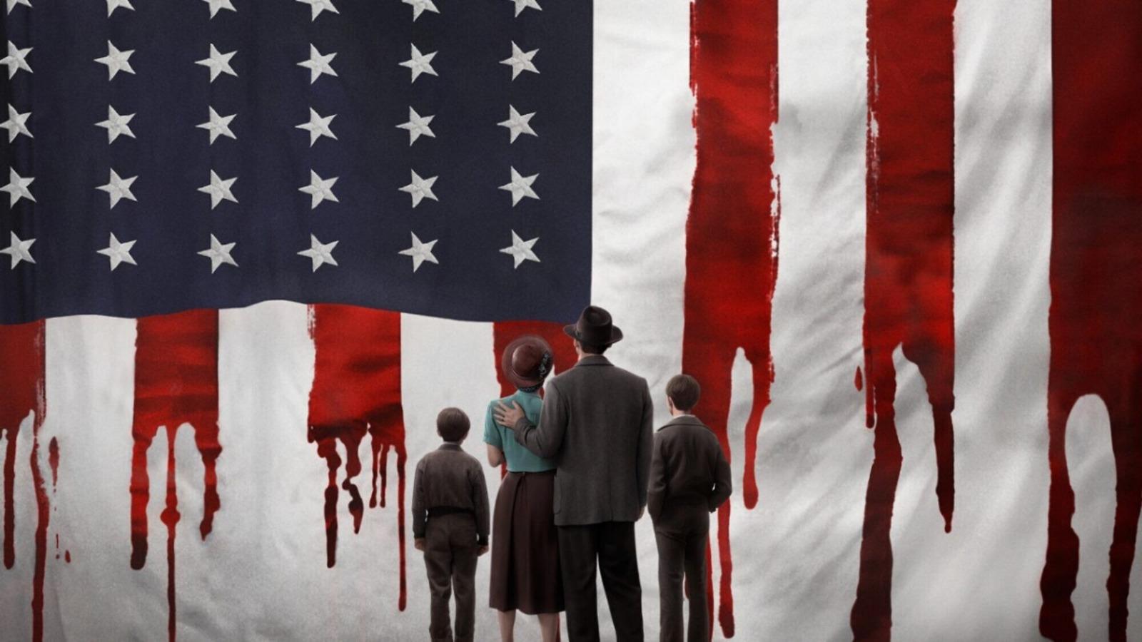 הקנוניה נגד אמריקה תמונת קידום רשמית