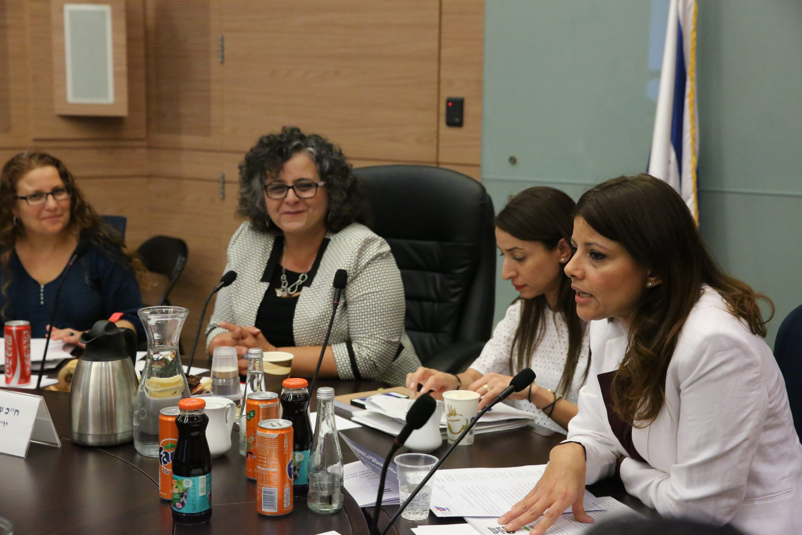 נשים חברות כנסת בפוליטיקה השראלית