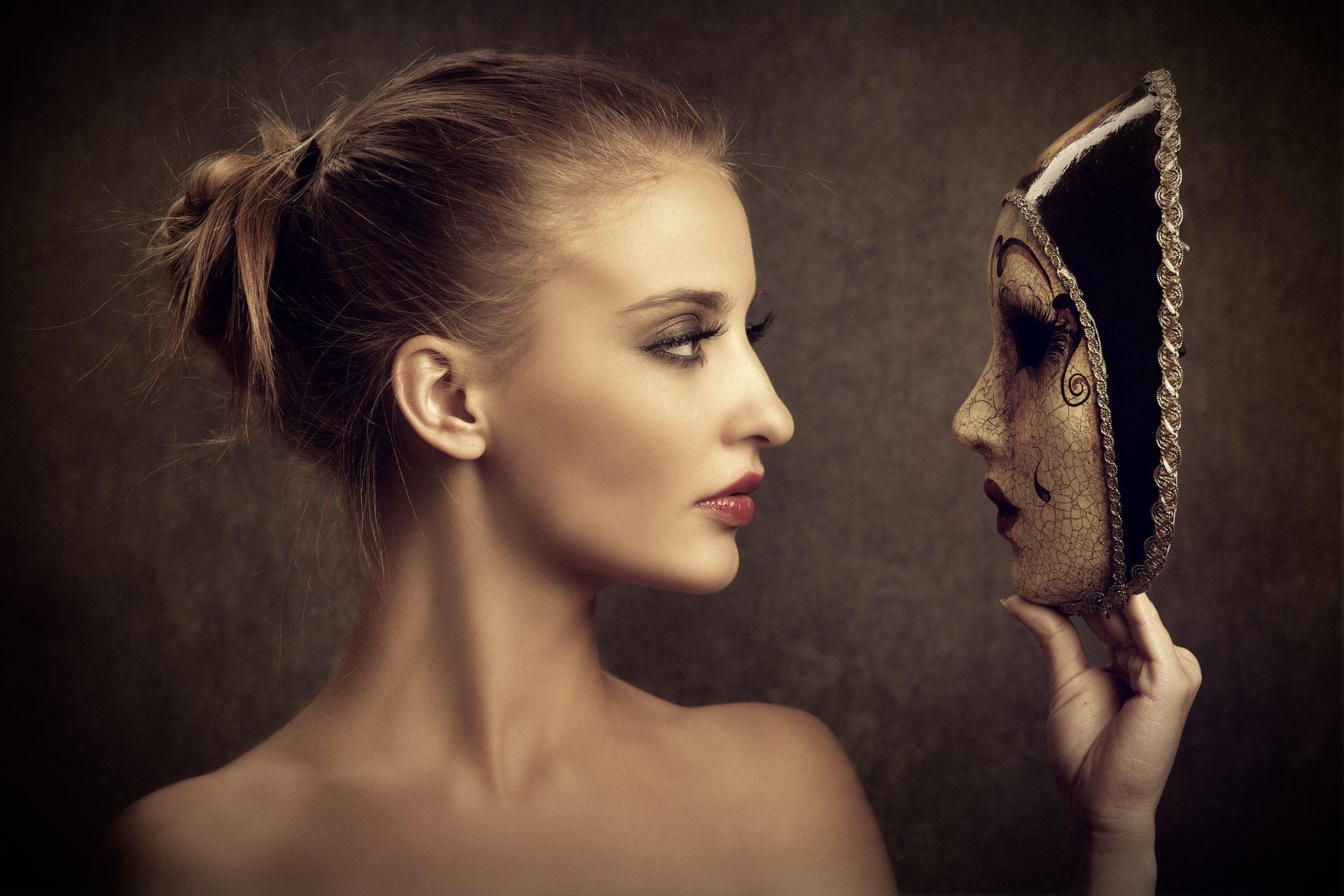 תסמונת המתחזה: לראות במראה מישהי אחרת
