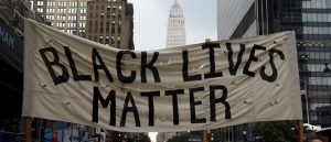 מחאה בעקבות הרצח של ג'ורג' פלויד