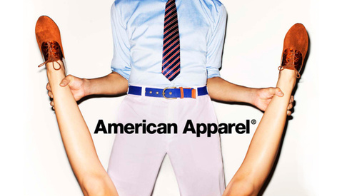 החפצה של נשים בפרסומת של אמריקן אפרל