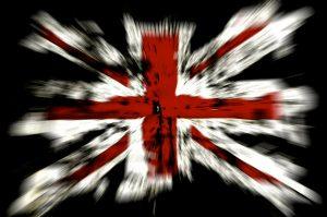 שערוריית וינדראש מסומנת בידי דגל בריטניה נעלם בשחור
