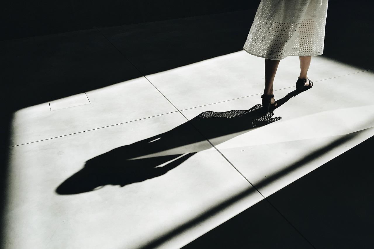 צל אישה מייצג שיר של דנה בומץ
