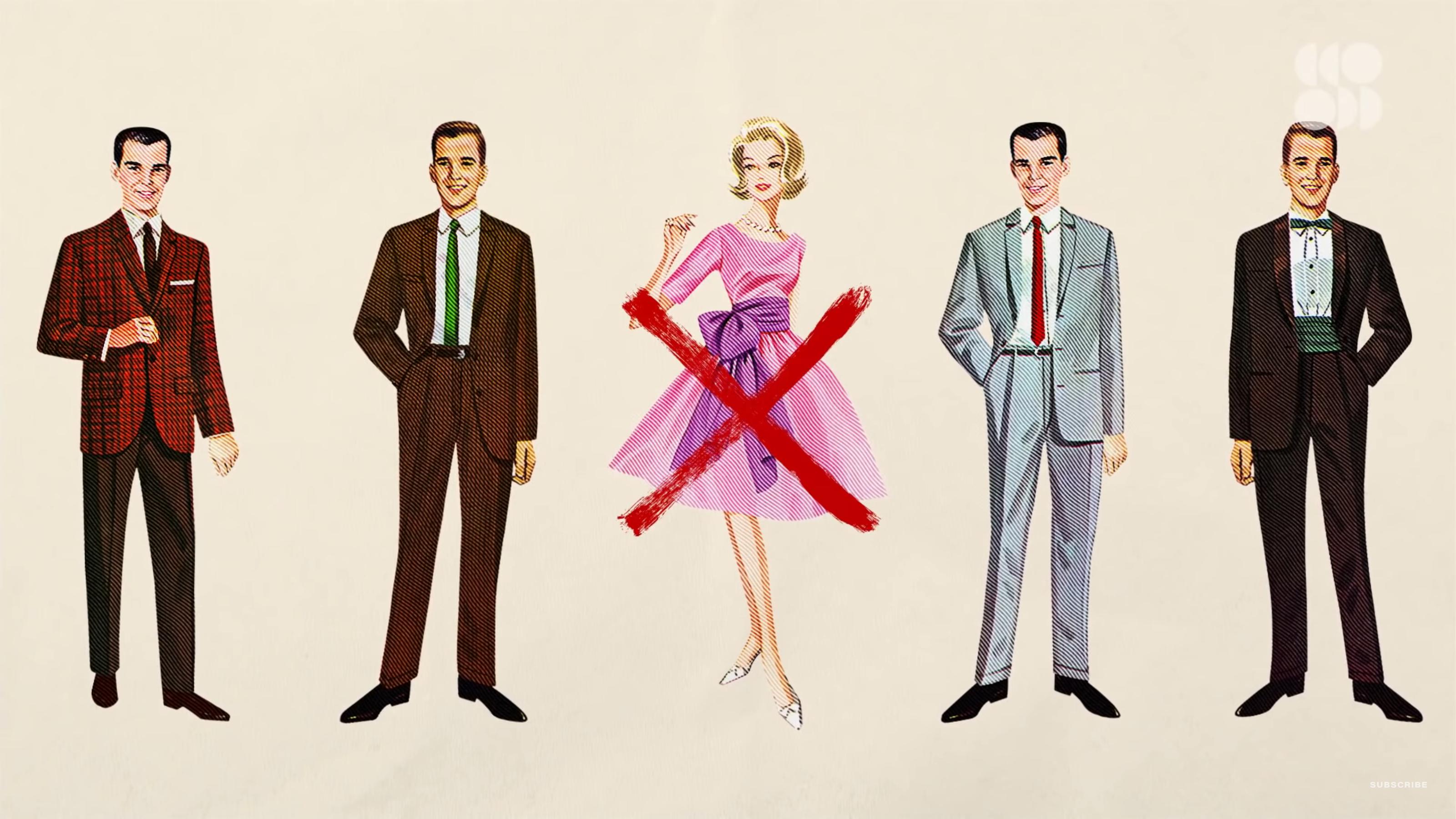 מחקר רפואי מתבסס על הגוף הגברי ומוחק את הנשי